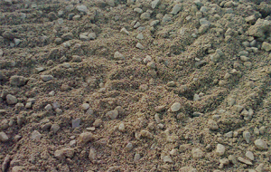 Concrete Batch Gravel