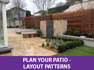 Plan your patio