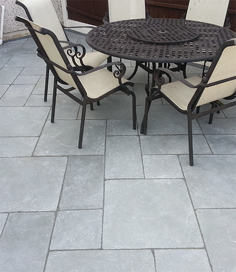 cathedral grey limestone paving