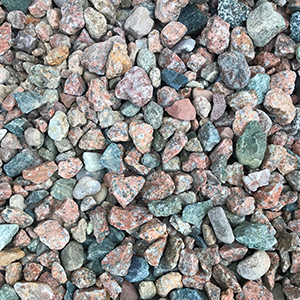 Decorative Stone Shingle Pebbles And Chippings Natural Stone Yard Close To M50 Dublin Ireland