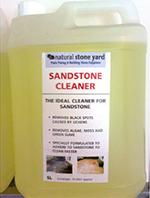 Sandstone Cleaner