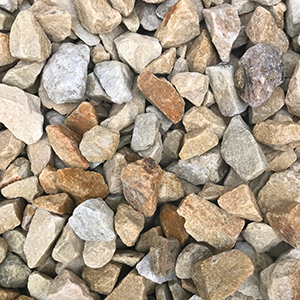 Stone Mulch 25mm to 40mm