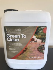 Stontex Green To Clean
