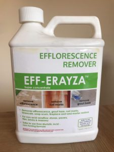 EF ERAYZA Efflorescence Cleaner