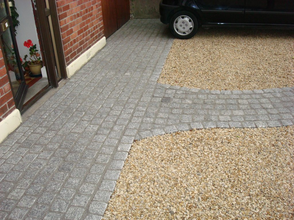 Chinese Silver Grey Cobbles