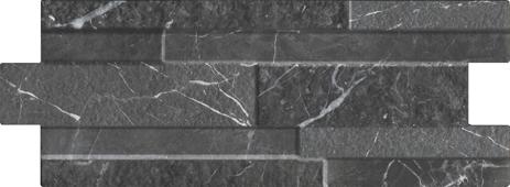 Marmi Black Porcelain Wall Cladding