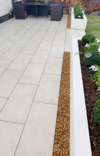 Modena-Beige-40x80x2cm-Porcelain-Installed-By-Agora-Outdoor-Solutions-Job-Ashbourne