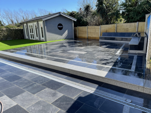 Saigon-Blue-Limestone-Paving-Installed-By-Brentwood-Paving