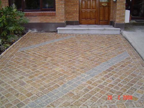 Granite Paving 003