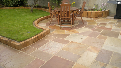 Cameldust Paving Project By James Lacey Landscapes