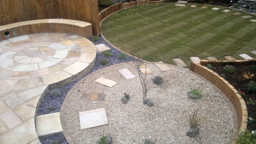 Mint Sahara Sandstone Used By James Lacey Landscapes